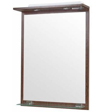 Зеркало с подсветкой Виктория 60 см