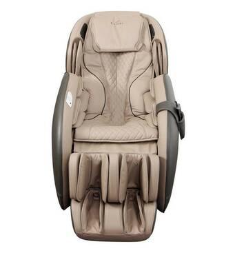 Масажне крісло CASADA AlphaSonic II (коричневе)