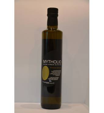 Оливкова олія MYTHOLIO Extra Virgin Premium Selection 500 мл Греція