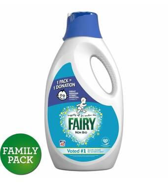 Гель для прання Fairy Non Bio універсальний 2 л 40 прань Німеччина