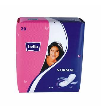 Жіночі гігієнічні прокладки Bella Normal 20 шт Польща