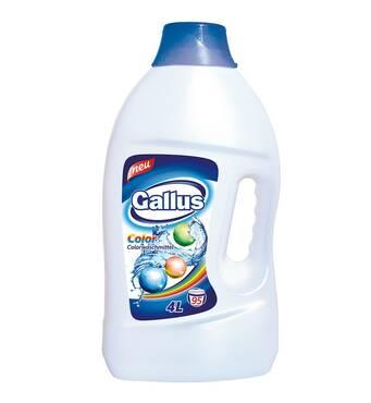 Гель для прання Gallus Color 4 л 95 прань