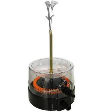 Мийник пляшок з гідрогенератором - обладнання для виноробства