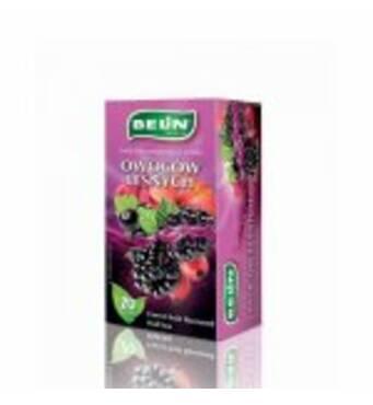 Чай Belin зі смаком лісових ягід в пакетах, 20 шт. Польща