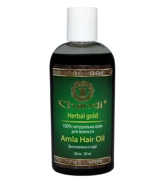 Натуральное масло для волос 'Амла', 100 мл