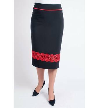 Женская юбка Орися, большие размеры