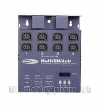 Showtec Multi Switch DMX cетевой распределитель/выключатель 4 канала (4x5A)