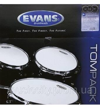 """Evans ETPHYDGL-S набор прозрачных двухслойных пластиков 12"""", 13"""", 16"""""""