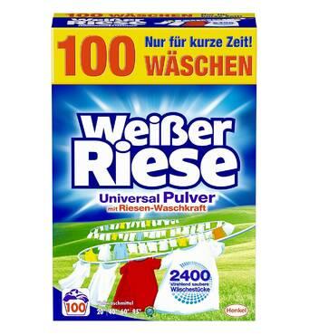 Стиральный порошок Weisser Riese Uniwersal 100 стирок