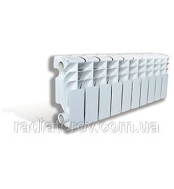 Алюмінієвий радіатор Uno Compacto 200/100