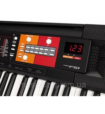 Синтезатор Yamaha PSR - F51