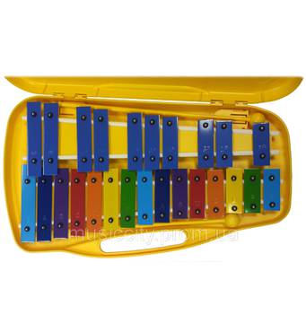 Paxphill Glockenspiel 25k металлофон, 25 тонів