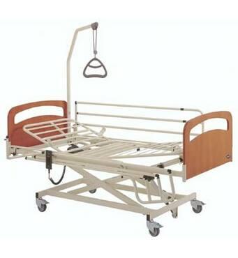 4-х секційне ліжко Alegio NG з електроприводом, клінічна конфігурація   Alegio NGINVACARE