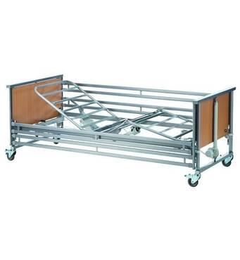 4-х секційне ліжко Medley Ergo з електроприводом, металеві ламелі Medley Ergo SINVACARE
