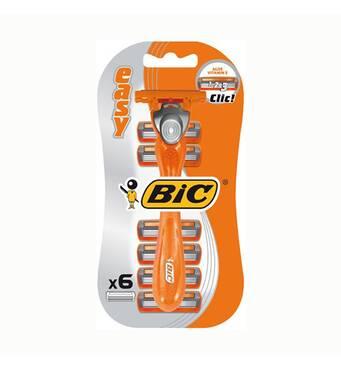 Станок для гоління чоловічий BIC EASY купити недорого