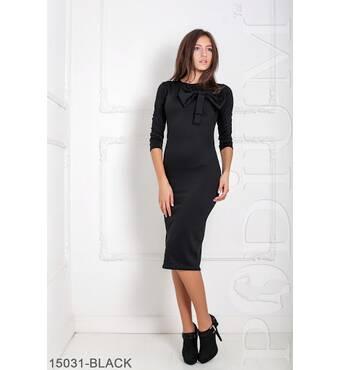 Женское платье Malabari (BLACK)