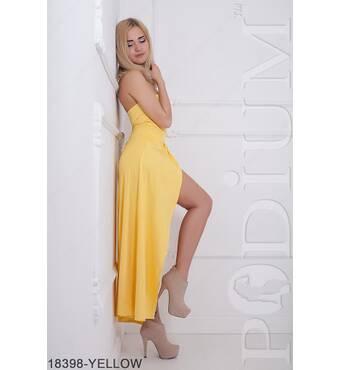 Женское платье Lilian (YELLOW)