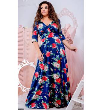 Платье 8511842-2 Осень-зима 2017 Украина