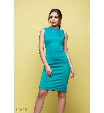 Женское платье Леони бирюза