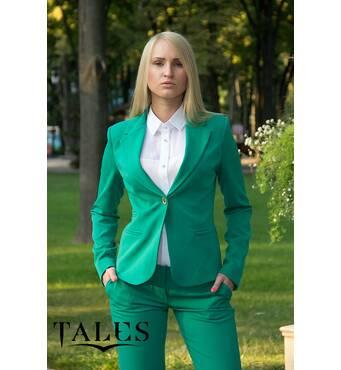Жакет классический Classic_green (Зеленый)