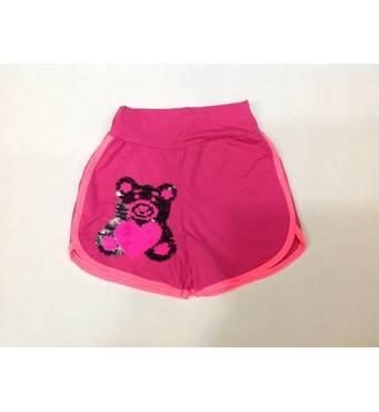 Дитячі шорти для дівчинки оптом 5-8 років