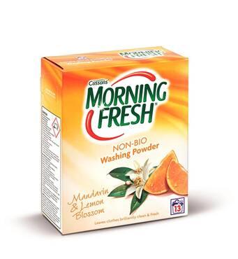 Порошок для стирки белья Morning Fresh, 867 г 13 стирок