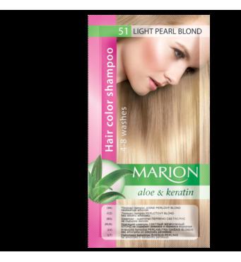 Оттеночный шампунь Marion Color, 40 мл (16 оттенков) купить в Черкассах