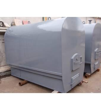 Котел водотрубний водогрійний КОВС-100