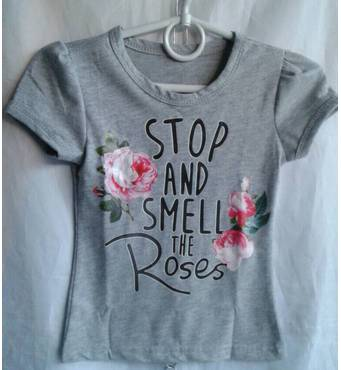 Детская футболка оптом 92-116