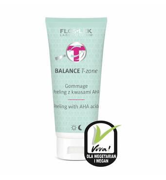 Пилинг-гоммаж с кислотами для лица BALANCE T-zone Gommage Peeling with AHA acids, 125 г купить в Чернигове