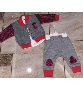 Костюм для малюків  оптом 9-12-18 місяців