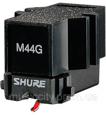 Картридж Shure M44G Club-Rave