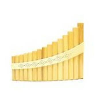 Пан-флейта Hora Panpipe 15
