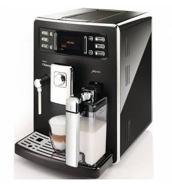Автоматическая кофемашина Philips Saeco Xelsis Focus Black