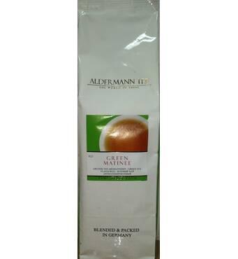 Чай листовий ALDERMANN TEE, ГРИН МАТИН, уп 250 г.
