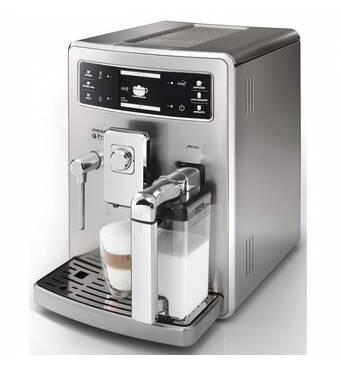 Супер автоматична професійна кавоварка Philips Saeco Xelsis Stainless Steel