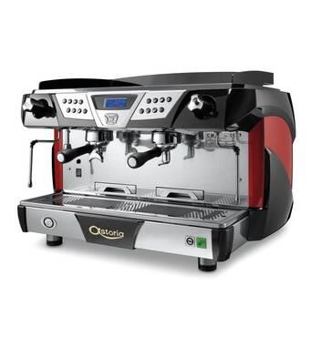 Кофемашина Plus 4 You 2-постовая, автоматическая с дисплеем