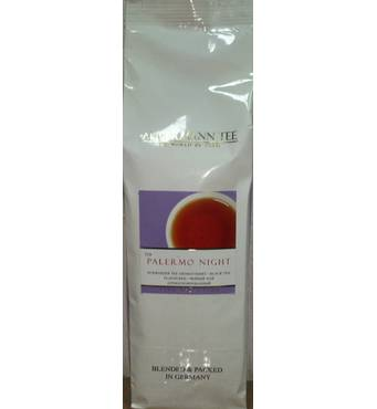 Чай листовий ALDERMANN TEE, Нічний Палермо, уп 250 г.
