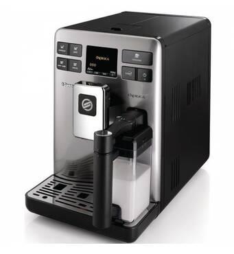Автоматическая профессиональная кофеварка Philips Saeco Energica Focus Black