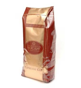"""Кава в зернах ТМ """"МО КАФЕ"""" БАР упаковка 1 кг."""