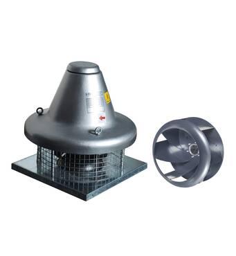 Крышные вентиляторы горизонтального выброса воздуха EAC M-355