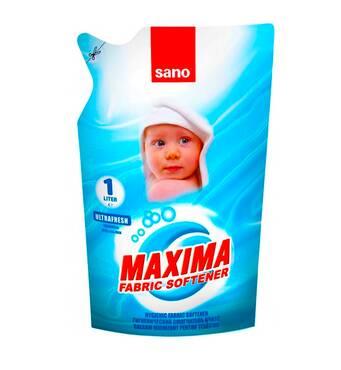 Кондиціонер для білизни Sano Maxima Ultra Fresh 1 л