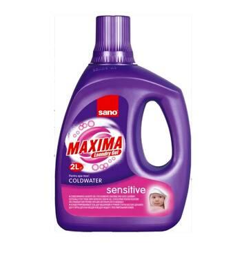 Концентрированный гель Sano Maxima Laundry Gel Sensitive Coldwater, 2 л