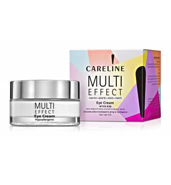 Активний крем для шкіри навколо очей Мульті ефект Careline Multi Effect Eye Cream 30 мл.