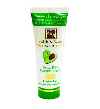 Багатофункціональний крем з авокадо Health & Beauty Extra Rich Avocado Cream 100 мл.