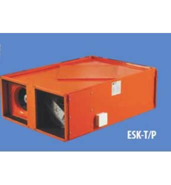 Припливно-витяжна установка з рекуперацією підвісного типу ESK-T 50