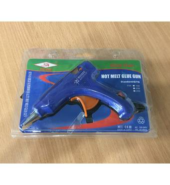 Пистолет клеевой SEN NAN с выключателем 15-25W / АР-200