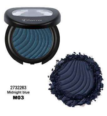 Матові однокольорові тіні для повік, 4 г (4 відтінки)