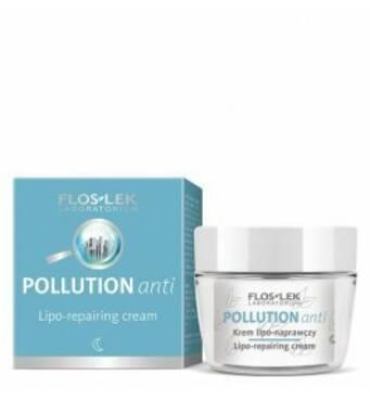 Питательный ночной крем для лица ANTI POLLUTION, 50 мл 25+