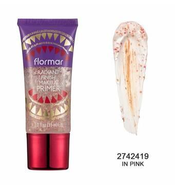 Сияющая основа под макияж Flormar, 35 мл
